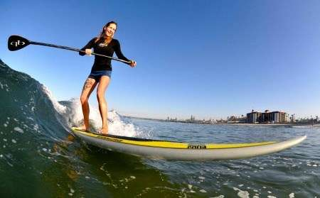 Stand Up Paddle Boarding San Diego