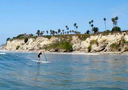 Stand Up Paddle Boarding Santa Barbara