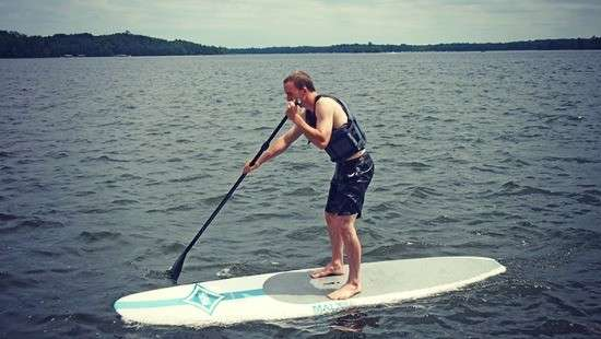 Stand Up Paddle Boarding For Beginners